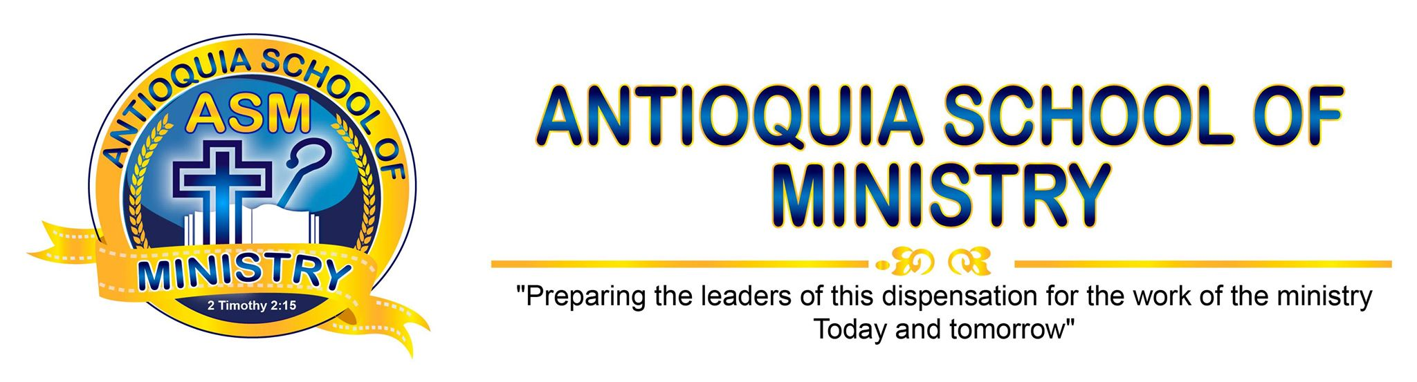Welcome to Antioch School of Ministry! Please log in to explore our courses